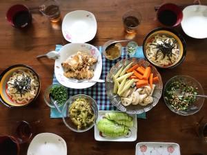 講座食事(みりんづくりの会)