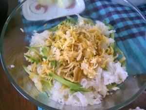 タヤチンサラダ2